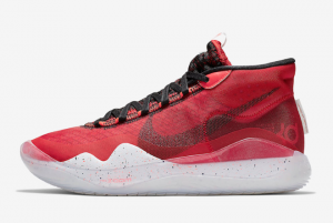 AR4230 600 Nike KD 12 University Red 2019 For Sale 300x201