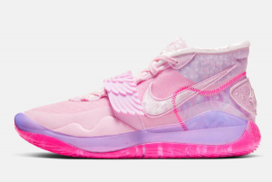 CT2740 900 Nike KD 12 Aunt Pearl Multi Color 2020 For Sale 300x201