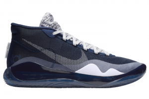Mens Nike KD 12 Team Bank Midnight Navy 2019 For Sale 300x201