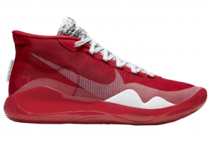 Mens Nike KD 12 Team Bank University Red 2019 For Sale 300x201