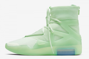 AR4237 300 Nike Air Fear of God 1 Frosted Spruce 2019 For Sale 300x201