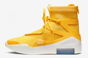 AR4237 700 Nike Air Fear of God 1 Amarillo 2019 For Sale 300x201