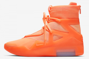 AR4237 800 Nike Air Fear of God 1 Orange Pulse 2019 For Sale 300x201