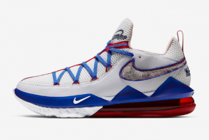 CD5007 100 Nike LeBron 17 Low Tune Squad 2020 For Sale 300x201