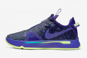 CD5078 500 Nike PG 4 Gatorade Regency Purple 2020 For Sale 300x201