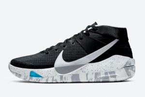 CI9948 001 Nike KD 13 Black White Grey 2020 For Sale 300x201