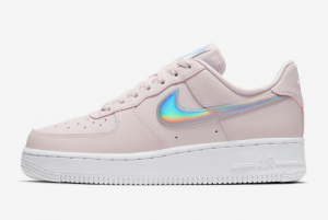 CJ1646 600 Nike Air Force 1 Low WMNS Pink Iridescent 2020 For Sale 300x201