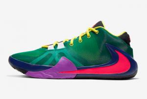 CT8476 800 Nike Zoom Freak 1 Multicolor 2020 For Sale 300x201