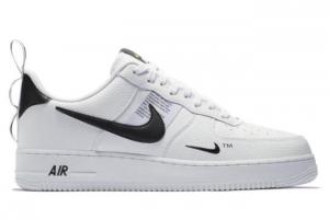 AJ7747 100 Nike Air Force 1 07 LV8 Utility White Black Tour Yellow 2019 For Sale 300x201