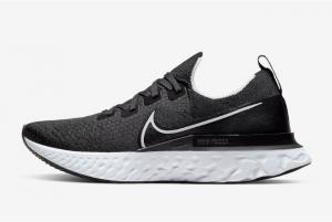 CD4371 002 Nike React Infinity Run Flyknit Black White 2019 For Sale 300x201