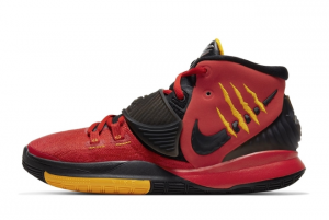 CJ1290 600 Nike Kyrie 6 Bruce Lee Red 2020 For Sale 300x201