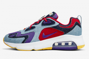 CK5668 600 Nike Air Max 200 Voltage Purple For Sale 300x201