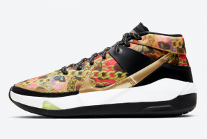 2020 Nike KD 13 Hype Multicolor 300x201