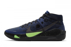 2020 Nike KD 13 The Planet of Hoops CI9948 400 For Sale 300x201
