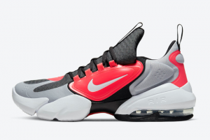 AT3378 060 Nike Air Max Alpha Savage Wolf Grey Laser Crimson 2020 For Sale 300x201
