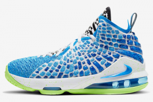 BQ5594 434 Nike LeBron 17 Photo Blue 2020 For Sale 300x201