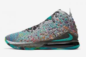 CD5052 300 Nike LeBron 17 I Promise 2020 For Sale 300x201