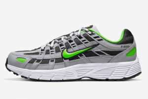 CD6404 005 Nike P 6000 Wolf Grey Black White Electric Green 2019 For Sale 300x201