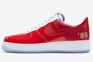 CI9882 600 Nike Air Force 1 Low 1989 NBA Finals 2019 For Sale 300x201
