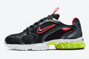 CD3613 002 Nike Air Zoom Spiridon Cage 2 Lemon Venom 2020 For Sale 300x201