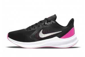 CI9984 004 Nike Wmns Downshimdter 10 Black White Pink 2020 For Sale 300x201