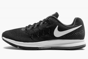 831352 001 Nike Air Zoom Pegasus 33 Black White 2020 For Sale 300x200