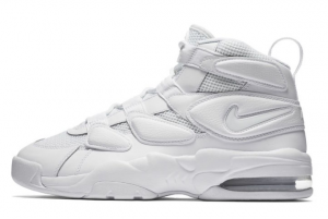 922934 100 Nike Air Max 2 Uptempo 94 Triple White 2017 For Sale 300x201