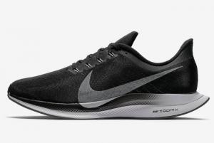 AJ4114 001 Nike Zoom Pegasus Turbo Black 2018 For Sale 300x201