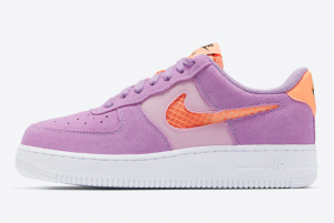 CJ1647 500 Nike Air Force 1 Violet Star 2020 For Sale 300x201