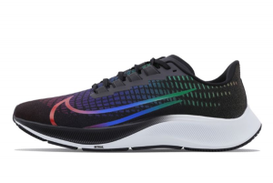 CV0266 001 Nike Air Zoom Pegasus 37 Be True Black White Multi Color 2020 For Sale 300x201
