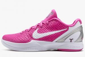 CW2190 601 Nike Zoom Kobe 6 Think Pink 2020 For Sale 300x201
