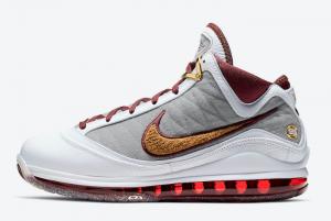 CZ8915 100 Nike LeBron 7 MVP 2020 For Sale 300x201