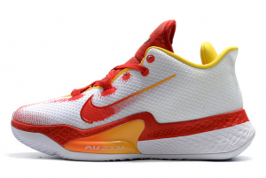 2020 Nike Air Zoom BB NXT China White Red Yellow 300x201