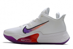 2020 Nike Air Zoom BB NXT Rawthentic White Purple Red For Sale 300x201