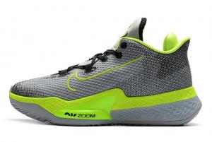2020 Nike Air Zoom BB NXT Wolf Grey Volt Black 300x201