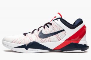 488371 102 Nike Zoom Kobe 7 USA Olympic 2012 For Sale 300x200