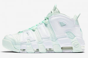 917593 300 Nike Air More Uptempo Barely Green 2017 For Sale 1 300x201