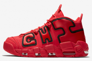 AJ3138 600 Nike Air More Uptempo CHI QS Chicago 2017 For Sale 300x201
