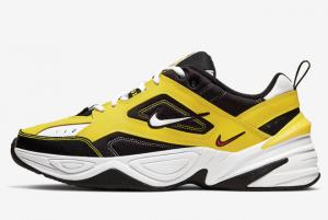 AV4789 700 Nike M2K Tekno Yellow Black White 2020 For Sale 300x201