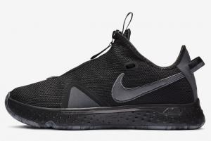 CD5082 005 Nike PG 4 Triple Black 2020 For Sale 300x201