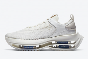 CI0804 100 Nike Zoom Double Stacked White 2020 For Sale 300x201