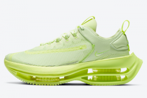 CI0804 700 Nike Zoom Double Stacked Barely Volt 2020 For Sale 300x201