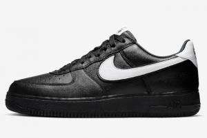 CQ0492 001 Nike Air Force 1 Black White 2019 For Sale 300x201