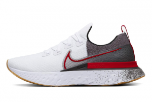 CW5245 100 Nike React Infinity Run Flyknit White University Red 2020 For Sale 300x201