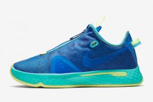 2020 Gatorade x Nike PG 4 GE NBA 2K20 Shoes 300x201
