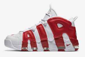 414962 100 Nike Air More Uptempo Gym Red 2017 For Sale 300x201