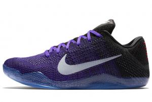822675 510 Nike Kobe 11 Elite Low Eulogy Hyper Grape 2016 For Sale 300x201