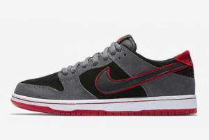 895969 006 Nike SB Dunk Low Pro Ishod Wair Dark Grey 2017 For Sale 300x201