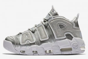 917593 003 Nike Air More Uptempo Loud and Clear 2018 For Sale 300x201