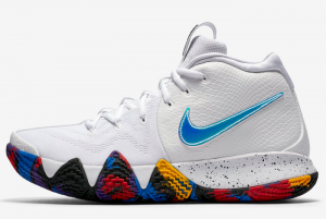 943806 104 Nike Kyrie 4 March Madness 2018 For Sale 300x201